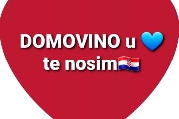Da danas je Dan POBJEDE, Domovinske Zahvalnosti i Hrvatskih Branitelja!!