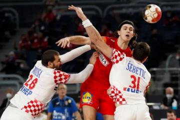 Hrvatska izgubila od Danske i ostala bez četvrtfinala SP-a!