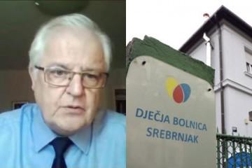 Prim. dr. sc. Richter povlači se s mjesta ravnatelja DB Srebrnjak