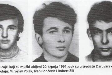 Dogodilo se na današnji dan - 20. srpnja 1991. – Ubojstvo trojice policajaca u Daruvaru