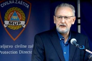 Božinović: Funkcionira sustav izdavanja e-propusnica