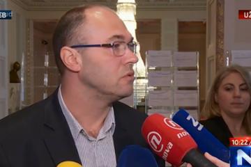 """STIER: """"Suparnik nam nije Škoro ni suverenisti, nego SDP i ljevičari"""""""