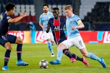 Moćni PSG dominirao je u prvom poluvremenu, a onda se raspao u samo sedam minuta; Manchester City zasluženo je slavio na Parku prinčeva