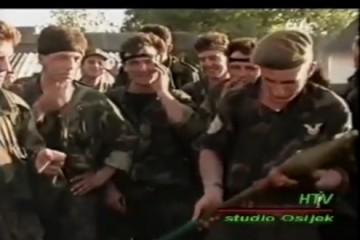 PRONAĐEN VIDEO IZ RATA: Svjedočanstvo jedog vremena i borbe hrvatskih branitelja za Vukovar i Hrvatsku
