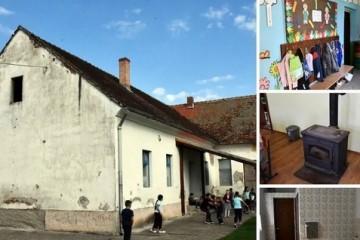 'UREDITE NAM ŠKOLU!' Najderutnija škola u Hrvatskoj. Crijep samo što im ne padne na glavu, a imaju sve više đaka...