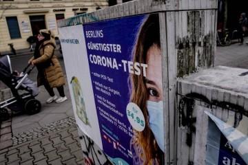 Njemačka vlada odobrila novi set mjera za pandemiju koronavirusa