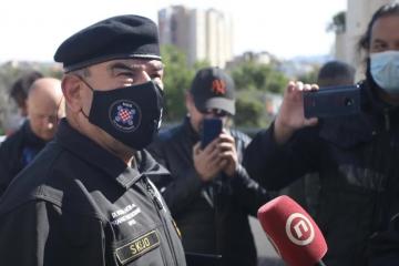'VRH DRŽAVE SKRIVAO SE PO UREDIMA DOK SU HOS-OVCI GINULI' Udruga 9. bojne HOS-a: Zabranite zločinačku crvenu petokraku, Hrvatskoj treba lustracija