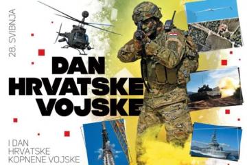 29. obljetnica ustrojavanja Hrvatske vojske