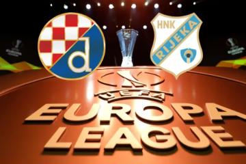 Evo gdje gledati prve utakmice Rijeke i Dinama u Europskoj ligi