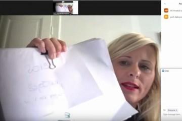 Zadravec na javnom saslušanju pokazala dokumente: Ovo su dokazi o korupciji u KBC-u!