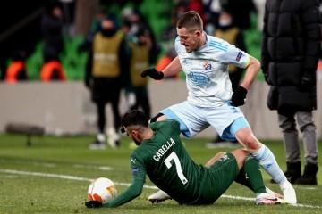 Evo gdje možete gledati Dinamov okršaj s Rusima i pohod 'modrih' po još jednu osminu finala Europske lige