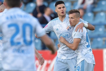 VARAŽDIN - DINAMO 1:2 Oršić s dva gola iz slobodnjaka vratio Dinamo na vrh HNL-a