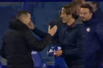 OGLASIO SE HAJDUK Šokirao navijače 'bilih'! Evo zašto je Tramezzani uzeo dres Dinamovog igrača