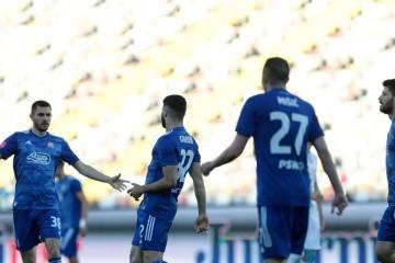 Dinamo pregazio Rijeku i potvrdio osvajanje naslova prvaka