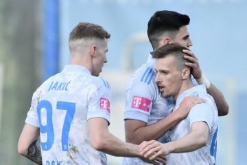 Pobjedom u Koprivnici Dinamo pobjegao Osijeku na +7