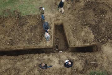 Nastavak ekshumacije na Negoslavačkom groblju