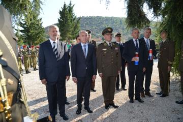 Ministri Medved i Krstičević dolaze u Splitu na proslavu obljetnice Pauka