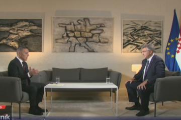 Plenković: Ne namećemo cijepljenje, radi se o pametnom korištenju digitalne covid-potvrde