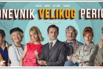 KRITIKA TV SERIJE Dnevnik velikog Jugoslavena - Zar ljubav spram SFRJ nije dovoljno isfabricirana?