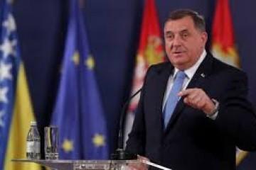 Kriza u BiH: Parlament RS donio prvi zakon kojim osporava ovlasti države