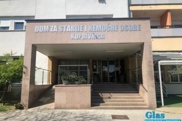 EKSKLUZIVNO Koronavirus u koprivničkom staračkom domu, jedna osoba završila u bolnici