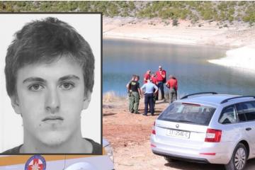 Tužan kraj potrage u jezeru Peruća: Pronašli tijelo mladića