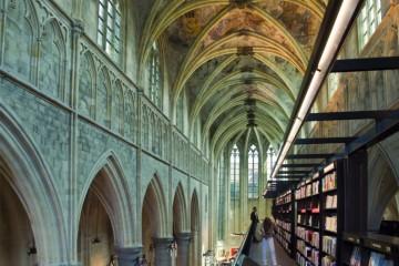 Kršćanske crkve na zapadu postaju pivnice, knjižare, noćni klubovi, restorani, muzeji i ribičke kuće