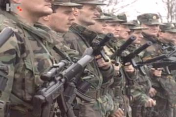 17. rujna 1991. Zločini srpske agresorske vojske (Otočac, Lika) – granatiranje grada, ubijanje civila i razaranje katoličke crkve Presvetog Trojstva