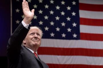 Donald Trump - God Bless Croatia (Video)
