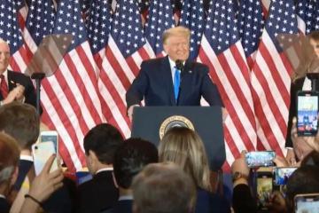 Donald Trump: 'Ovo je velika prevara! Idemo na Vrhovni sud!'