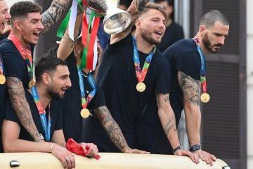 Uefa objavila najbolju momčad Eura: Novi prvaci dominiraju, nema najboljeg strijelca
