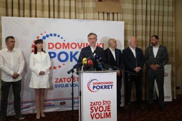 Stipo Mlinarić Ćipe i Daniel Spajić bit će saborski zastupnici Domovinskog pokreta