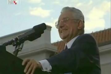 26. kolovoza 1995. Vlak Slobode – Oluja ponovno spojila sjever i jug Hrvatske
