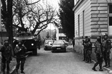 Hrvatska policija u Domovinskom ratu ( 1990. – jesen 1991.) II. dio