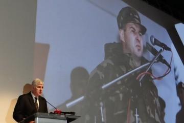 Održana komemoracija za pokojnog generala HVO-a Dragana Ćurčića
