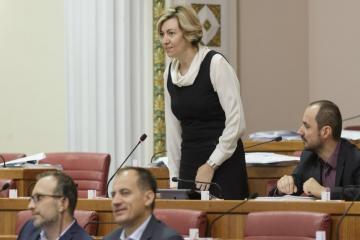 Marijan Pavliček: Kada će Dragana Jeckov u Hrvatskom saboru govoriti o zločinima koje su počinili njezini sumještani u Negoslavcima?!