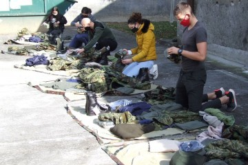 MORH: U Požegi počelo dragovoljno vojno osposobljavanje 29. naraštaja ročnika