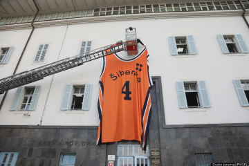 Draženov legendarni dres opet vijori na Krešimirovom domu