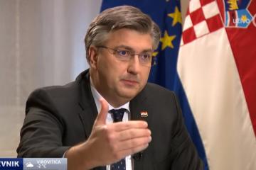 Premijer Plenković: 'Da, na Znanstvenom savjetu raspravljalo se i o kavi za van, o ugostiteljstvu i sportu'