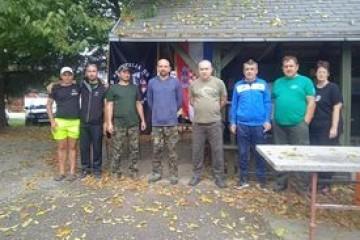 Na jezeru Drnuć u Novom Virju počeo III. Memorijalni   ribički kup Kolar  - Juriša
