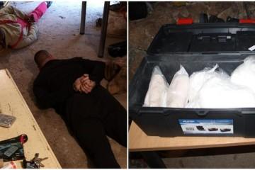 Policija u manje od tjedan dana razbila još jedan narko lanac u Splitu, pogledajte fotografije