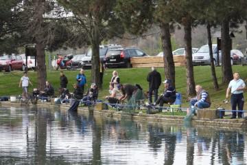 UŠRIDRRH: Održano prvo kolo natjecanja u ribolovu, sljedeće krajem travnja