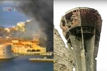 23. rujna 1991. Vukovar i Dubrovnik: biser mediteranske i biser srednjoeuropske kulture na udaru agresora