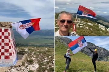 VUČIĆEV ZASTUPNIK KOJI JE POSTAVIO SRPSKU ZASTAVU NA DINARI OPET PROVOCIRA: 'Tihi progon Srba u Hrvatskoj je već tri desetljeća državna politika!'