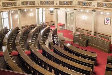 Zagrebačka skupština izglasala sklapanje ugovora o osnivanju Fonda za obnovu