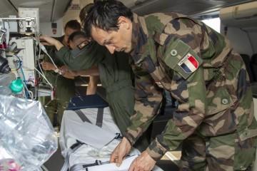 Francuska pomoć stigla u ZG: Došlo je više od 2 tone opreme
