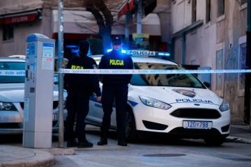 Policija uhitila osumnjičenog za masakr u splitskom centru