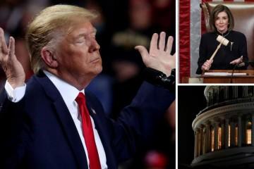 Glasali za opoziv Trumpa, sudit će mu za zlouporabu ovlasti!
