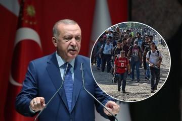 TURČIN PRED KOJIM EUROPA OPET DRHTI : Ratuje gotovo protiv sviju, i na Istoku i na Zapadu