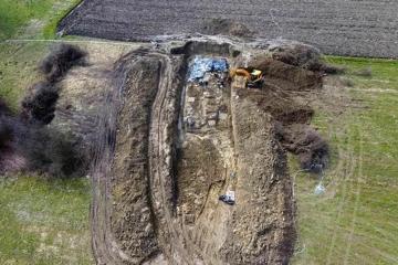 Na području Garešnice ekshumirani posmrtni ostaci 57 osoba